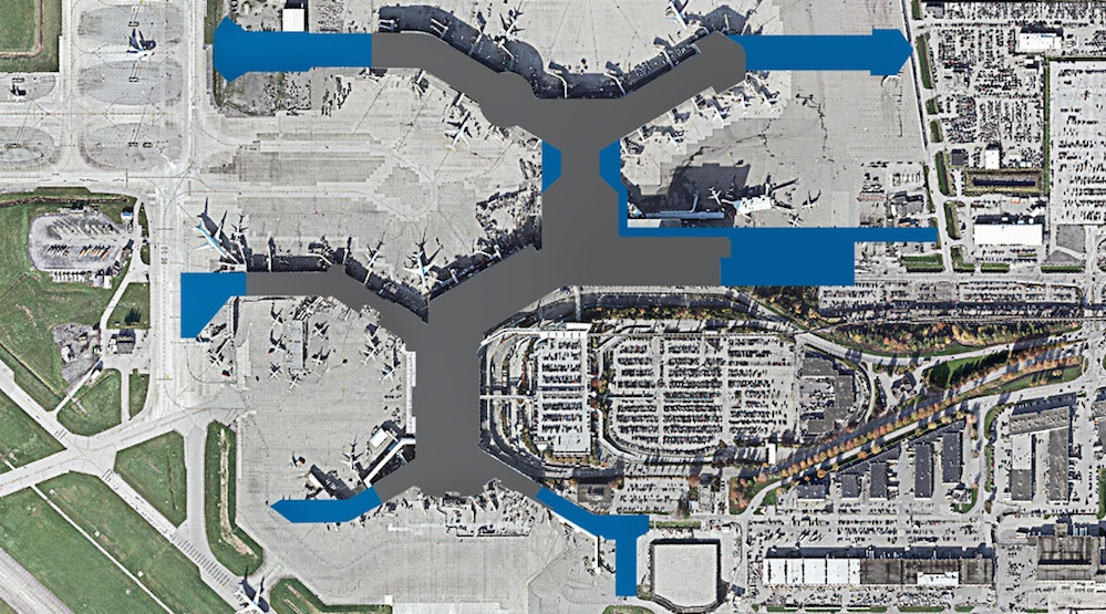 Yvr airport recommended terminal configuration copy