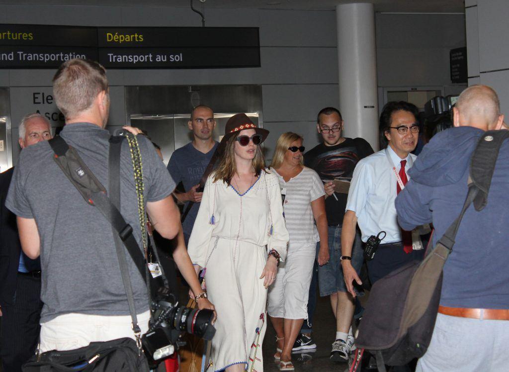 Anne Hathaway Toronto TIFF