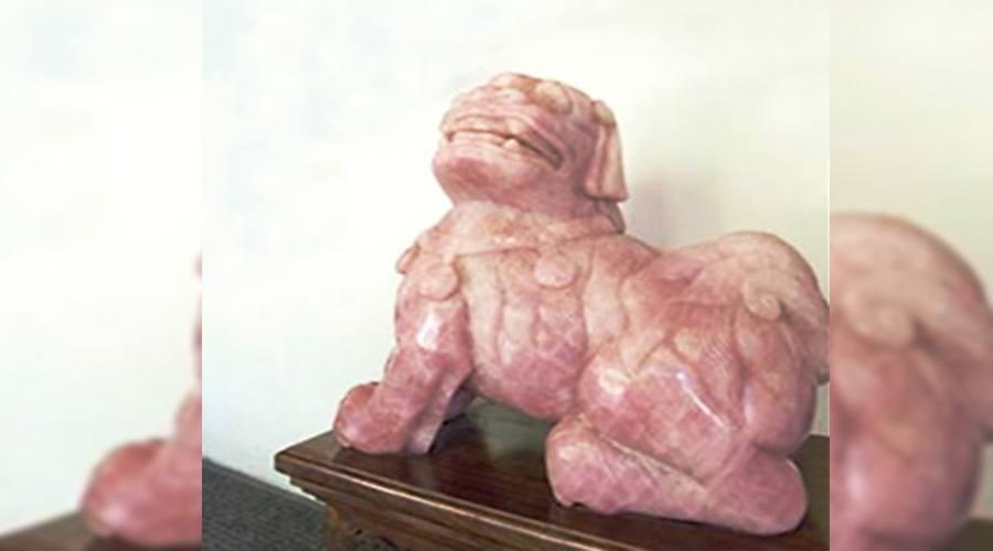 Rose quartz lions worth thousands stolen from Dr. Sun Yat-Sen Classical Chinese Garden