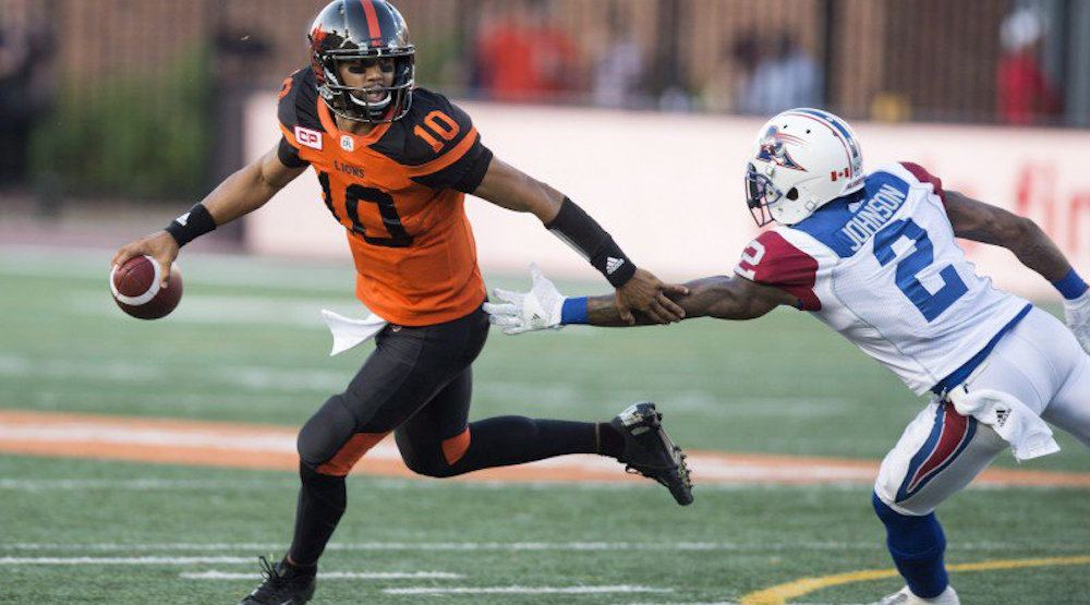 Surging BC Lions look to feast on Alouettes in Week 12