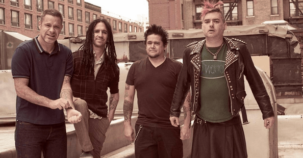 NOFX Vancouver 2016 concert at Commodore Ballroom