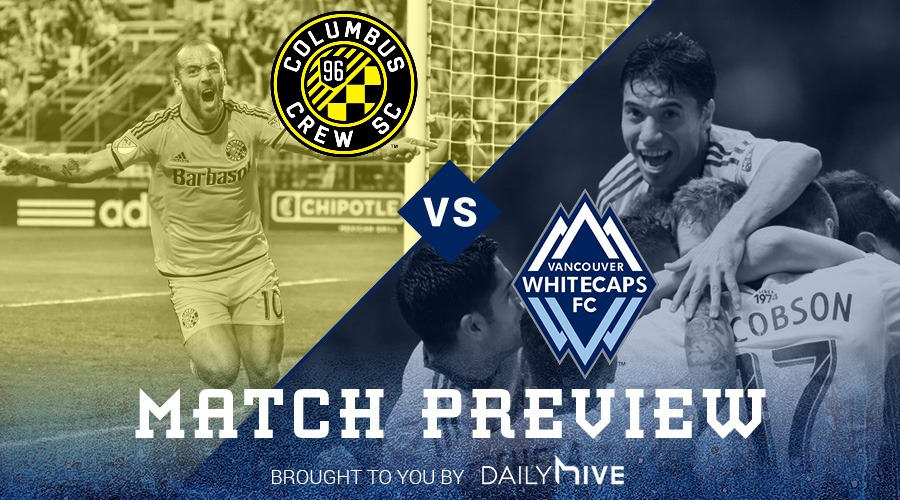 Match Preview: Whitecaps FC travel to face eastern cellar-dwellers