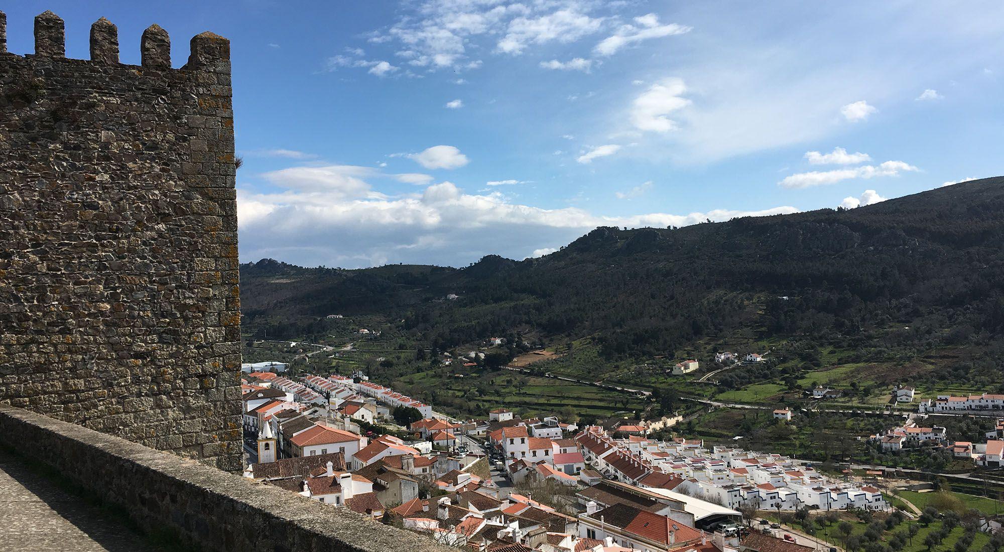 Estremoz castle in alentejo portugal kevin chong