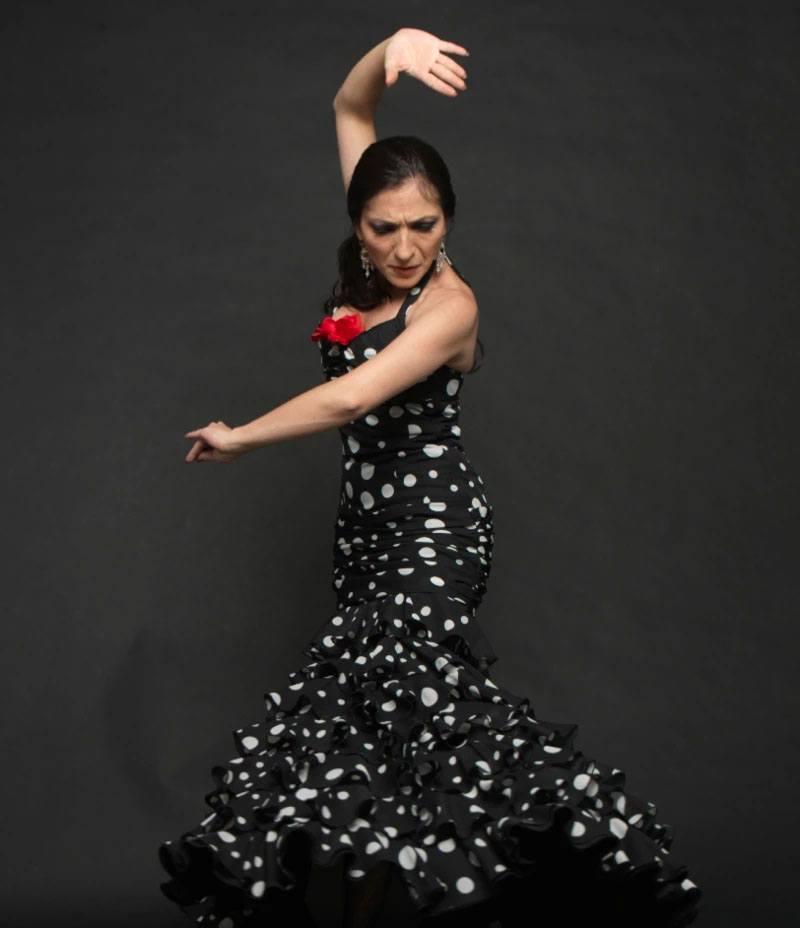 """Mercedes """"La Winy"""" Amaya is perfoming in Vancouver this week (Vancouver International Flamenco Festival).jpg"""