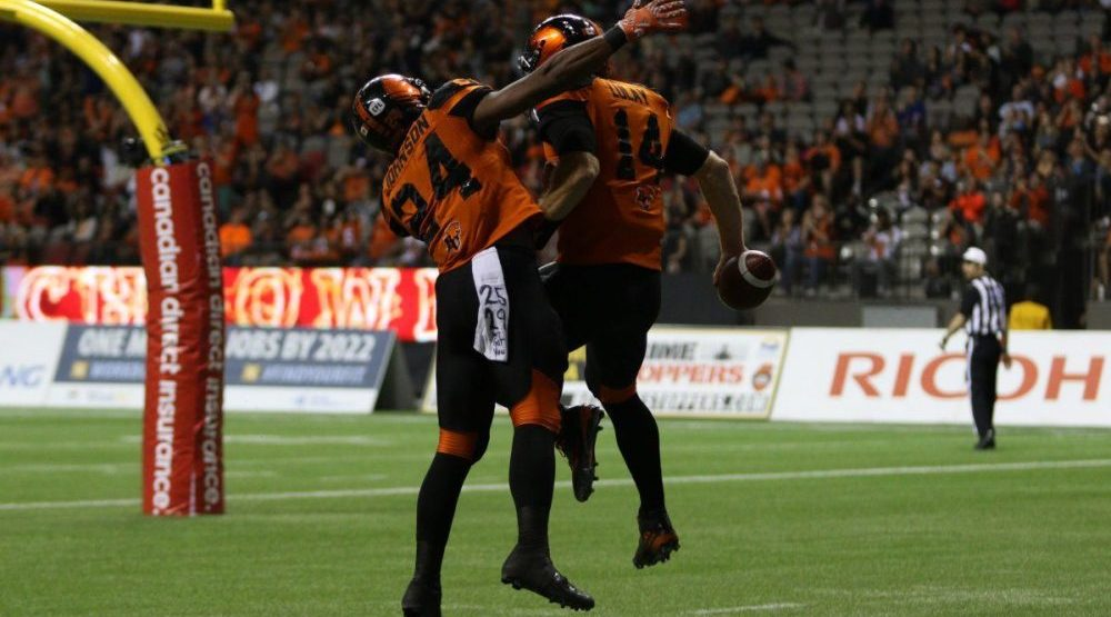 Quick-6: Lions dominate Alouettes at home, improve record to 8-3