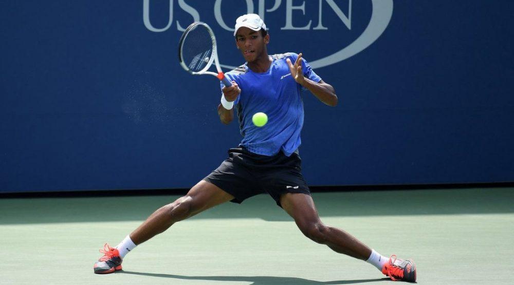 Canada's Auger-Aliassime wins US Open Junior Championship