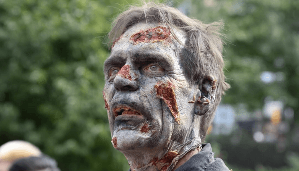 21 gruesome photos of Vancouver's Zombie Walk 2016