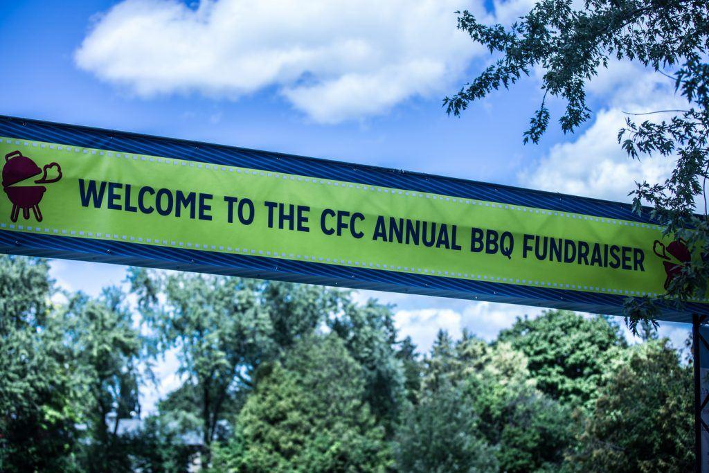 CFC BBQ Fundraiser 2016