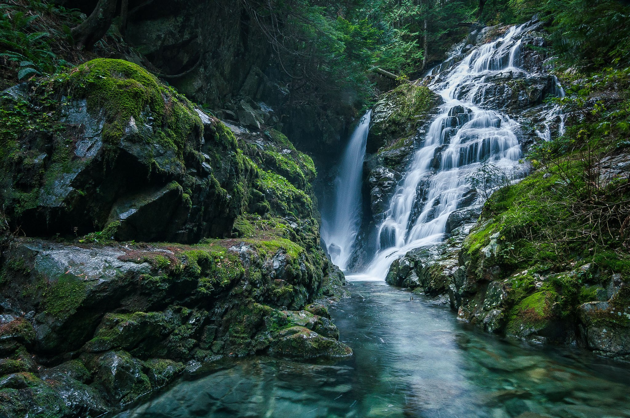 Kennedy Falls in North Vancouver (Colin Knowles/Flickr)