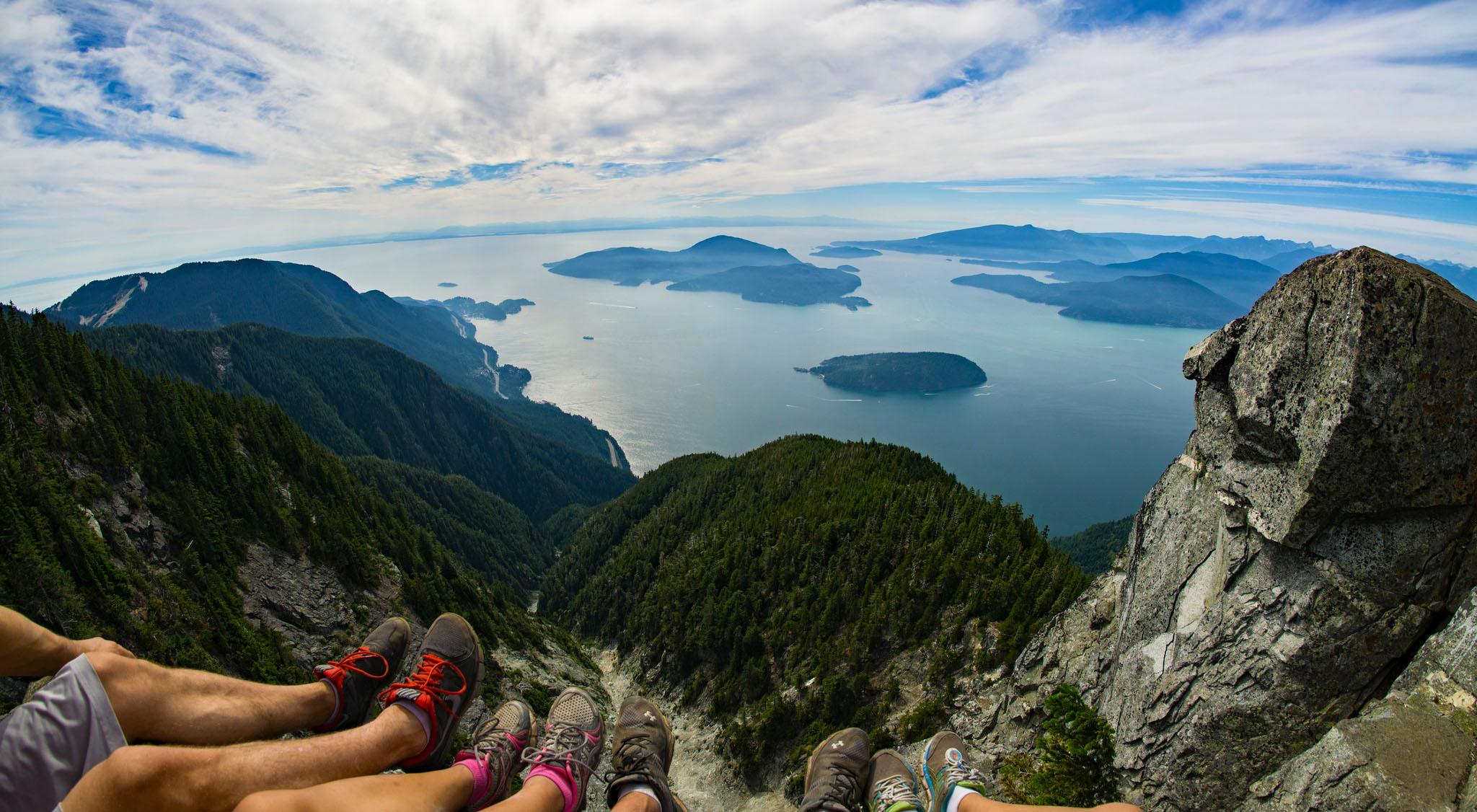 104 beautiful hikes to do around Metro Vancouver this fall