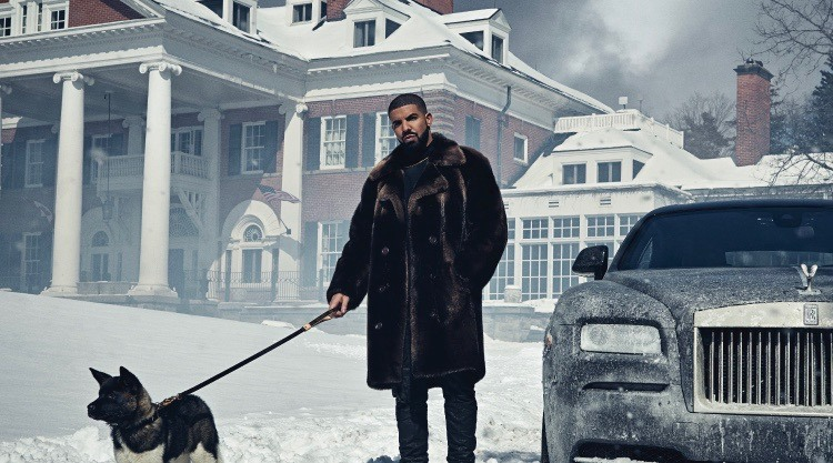 Drake's OVO and Canada Goose collaborate on new winter collection