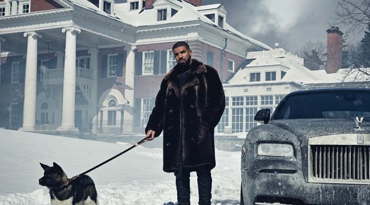 Drake neighbours house