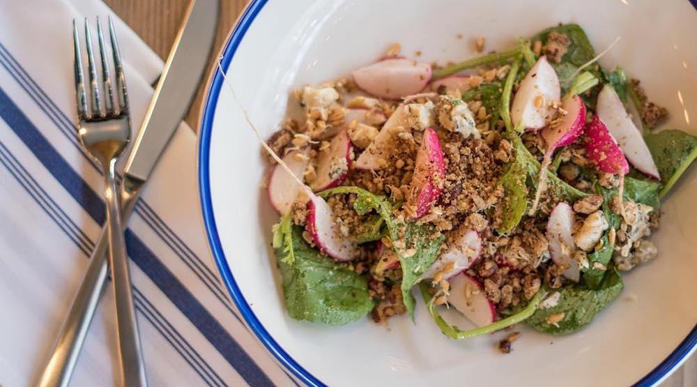 Royal dinette summer salad