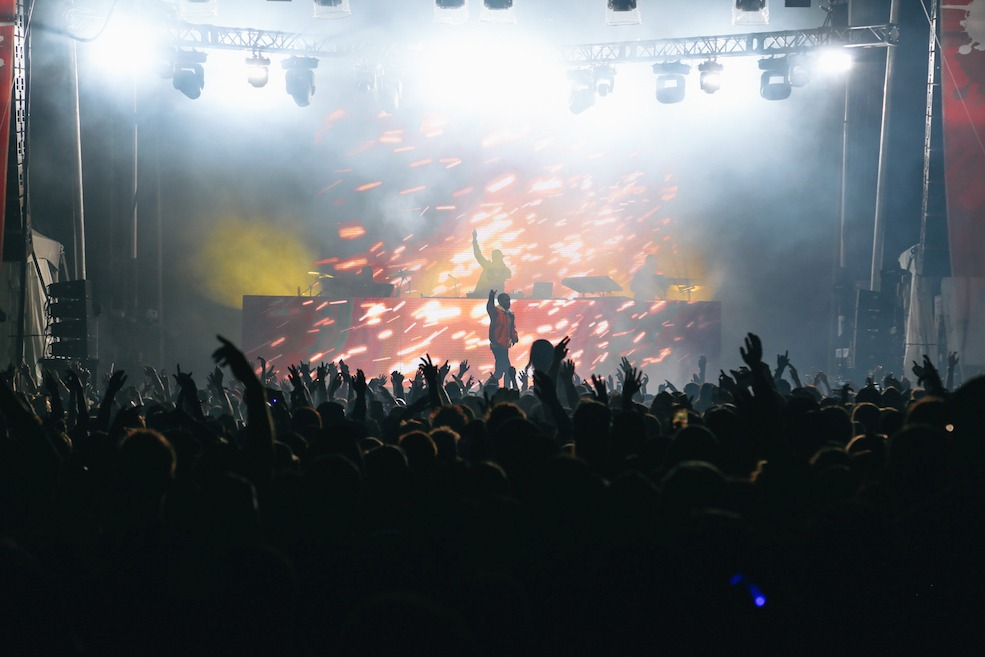 Image: One Love Music Festival / Daily Hive Calgary (Tage Stenner)