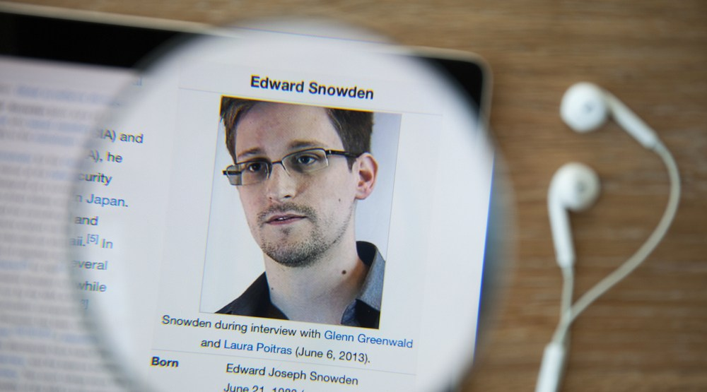 Edward Snowden to give talk at McGill University