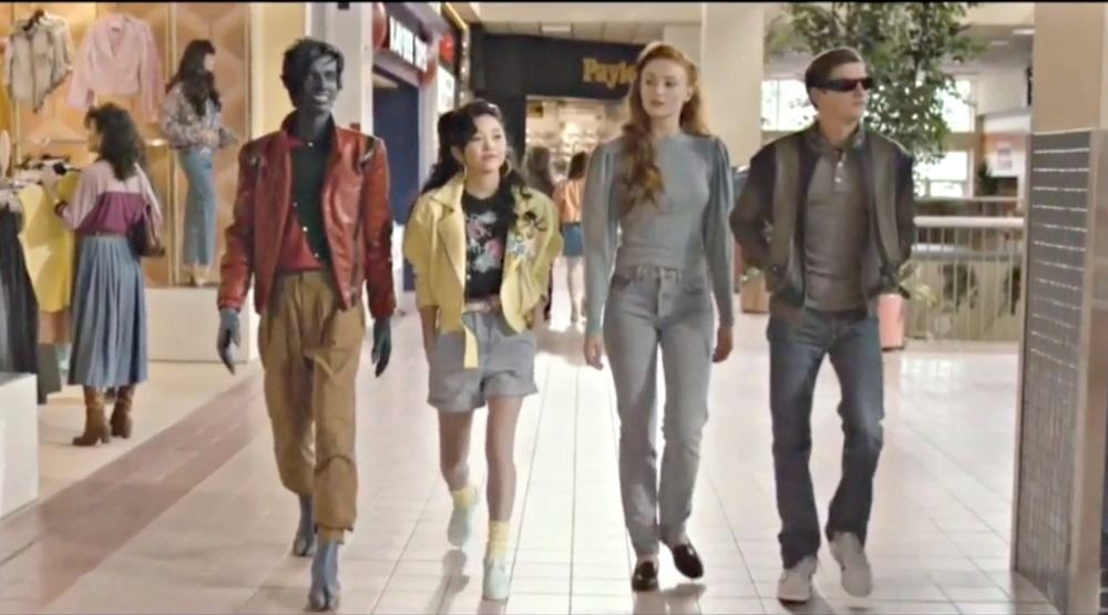 Here is the deleted scene from X-Men Apocalypse at Plaza Cote des Neiges