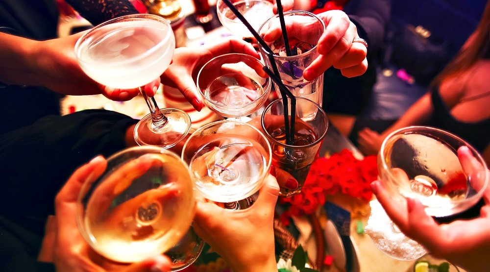 Montreal is hosting an alcohol festival this month