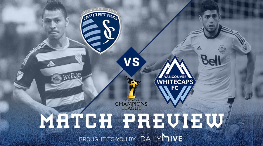 Match Preview: Whitecaps can advance to Champions League quarter-final with win tonight