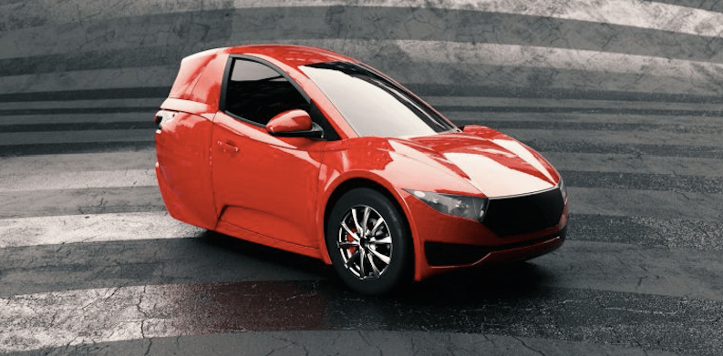Vancouver-based Electra Meccanica introduces three-wheeled electric car