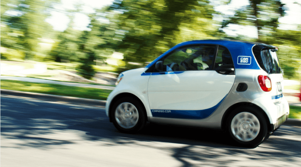 Car Sharing Service Car2go Suspending Operations Indefinitely In
