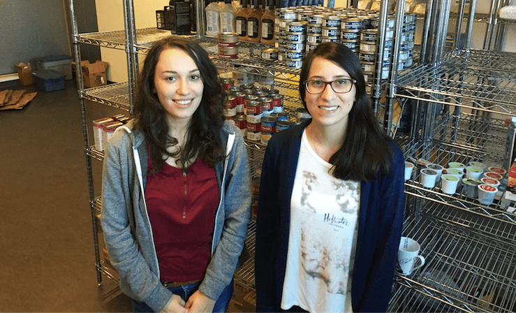 'Anything helps': UBC food bank gearing up for busy year