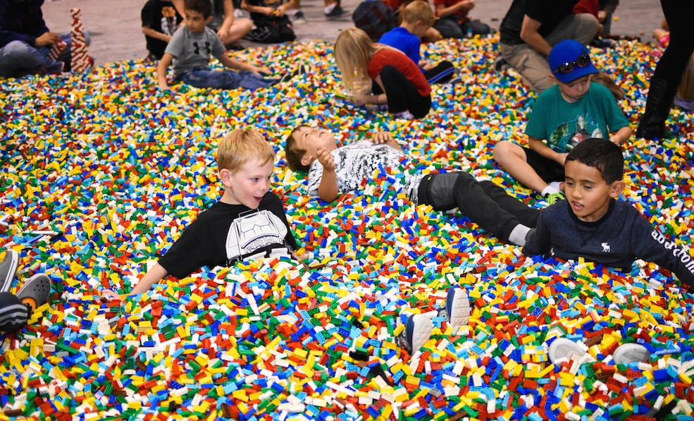 LEGO Imagine Nation Tour / Daily Hive Calgary (Shaleen Ladha)