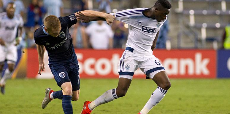 3 Kicks: Whitecaps advance to Champions League quarter-final with 2-1 win in Kansas City