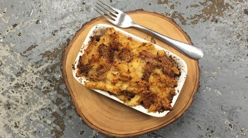 Mabou calgary mac and cheese