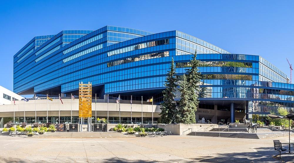 Calgary city hall jeff whyteshutterstock