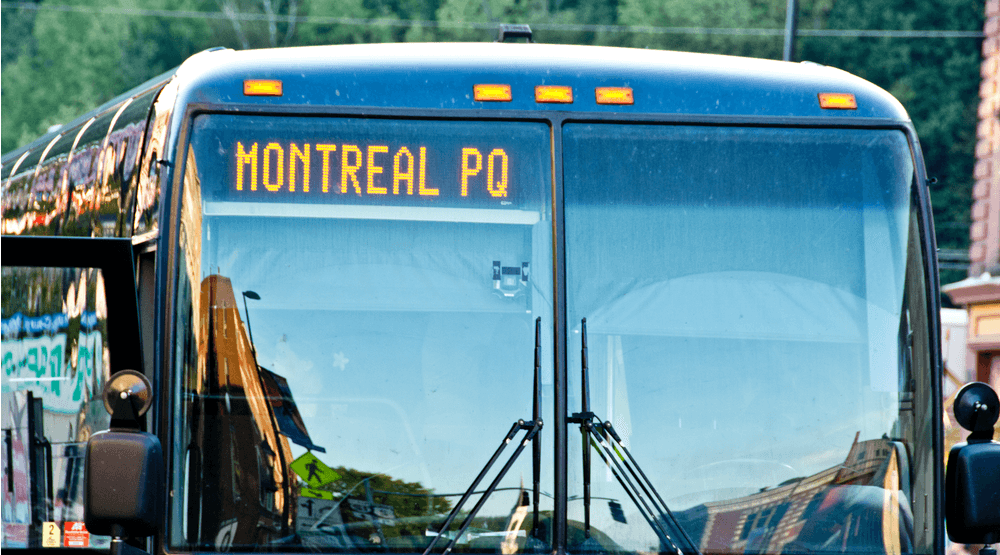 Ride the bus in Laval for $1 tomorrow