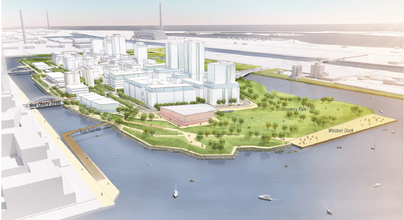 Toronto's waterfront will be looking a lot different in a few years