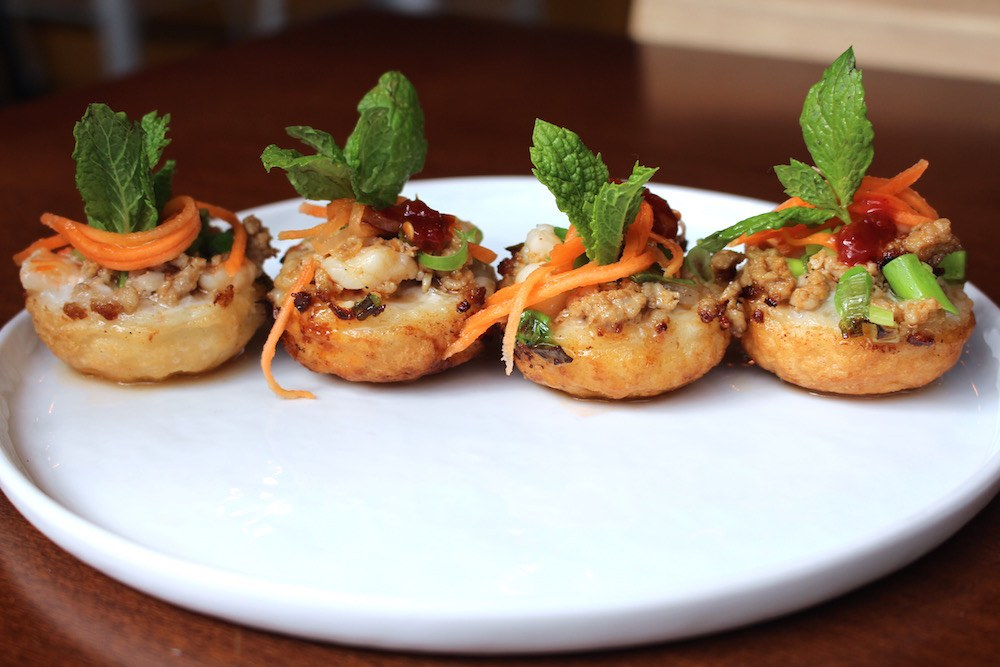 Coconut Shrimp Cakes (Bánh Khọt) (Lindsay William-Ross/Daily Hive)