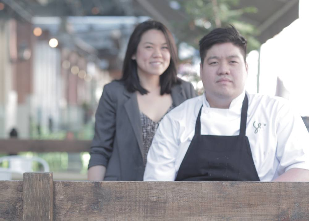Siblings Victoria and Patrick Do, co-owners of House Special in Yaletown (Photo courtesy House Special)