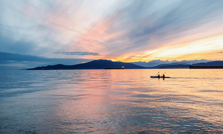 New 257-km paddling corridor planned for BC's Salish Sea