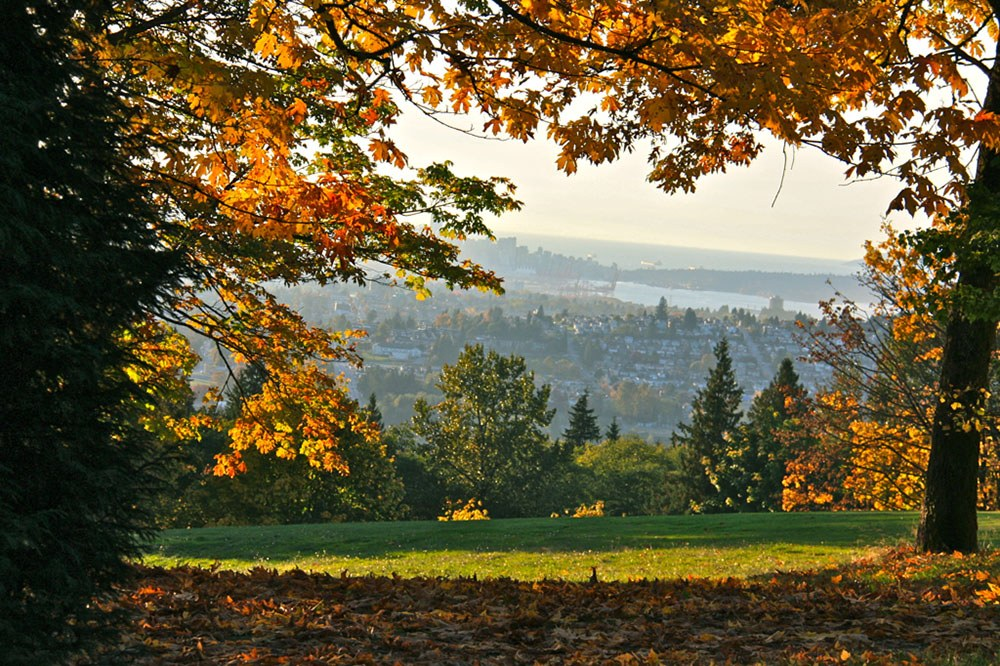 Fall on Burnaby Mountain (Ahmed Bukhamsin/Flickr)