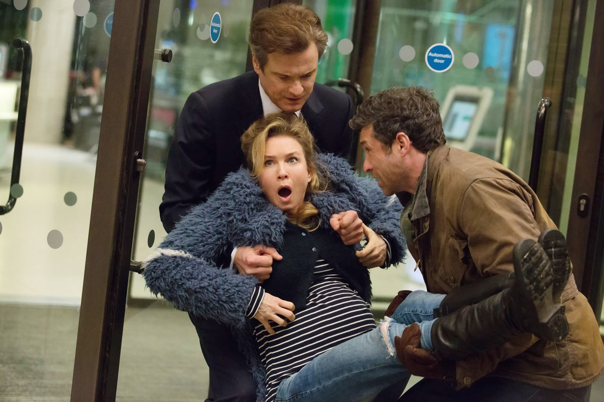 Film Review Bridget Jones's Baby
