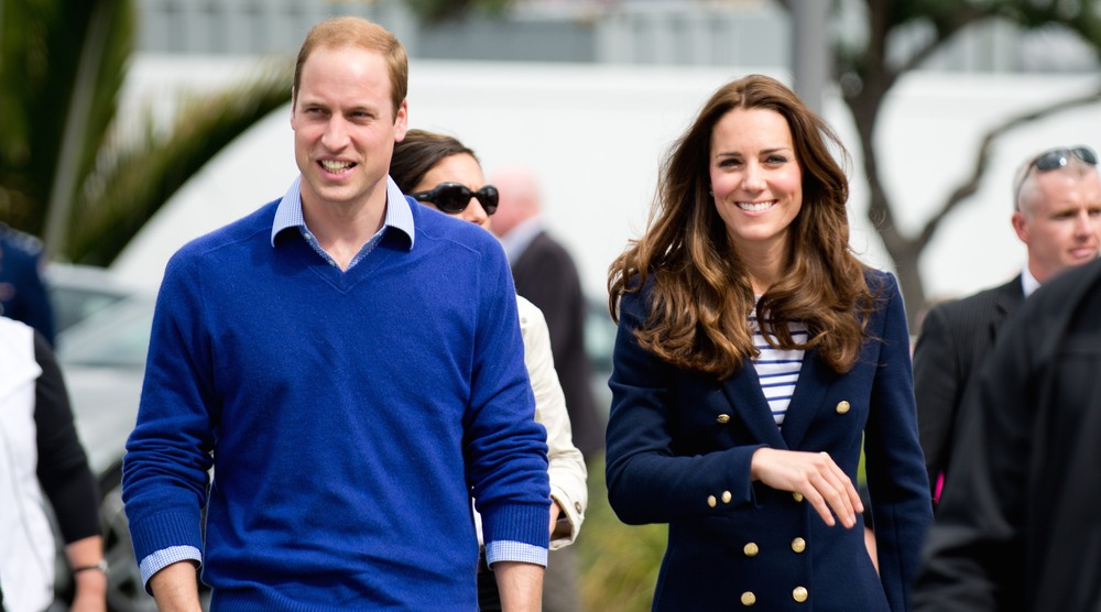 Kate and William's Royal Visit causes surge in hotel searches in BC