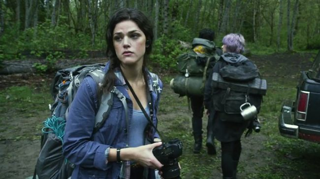 Image: Callie Hernandez as Lisa - Entertainment One