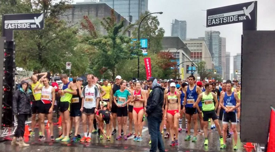Full list of downtown and East Vancouver road closures for tomorrow's Eastside 10k