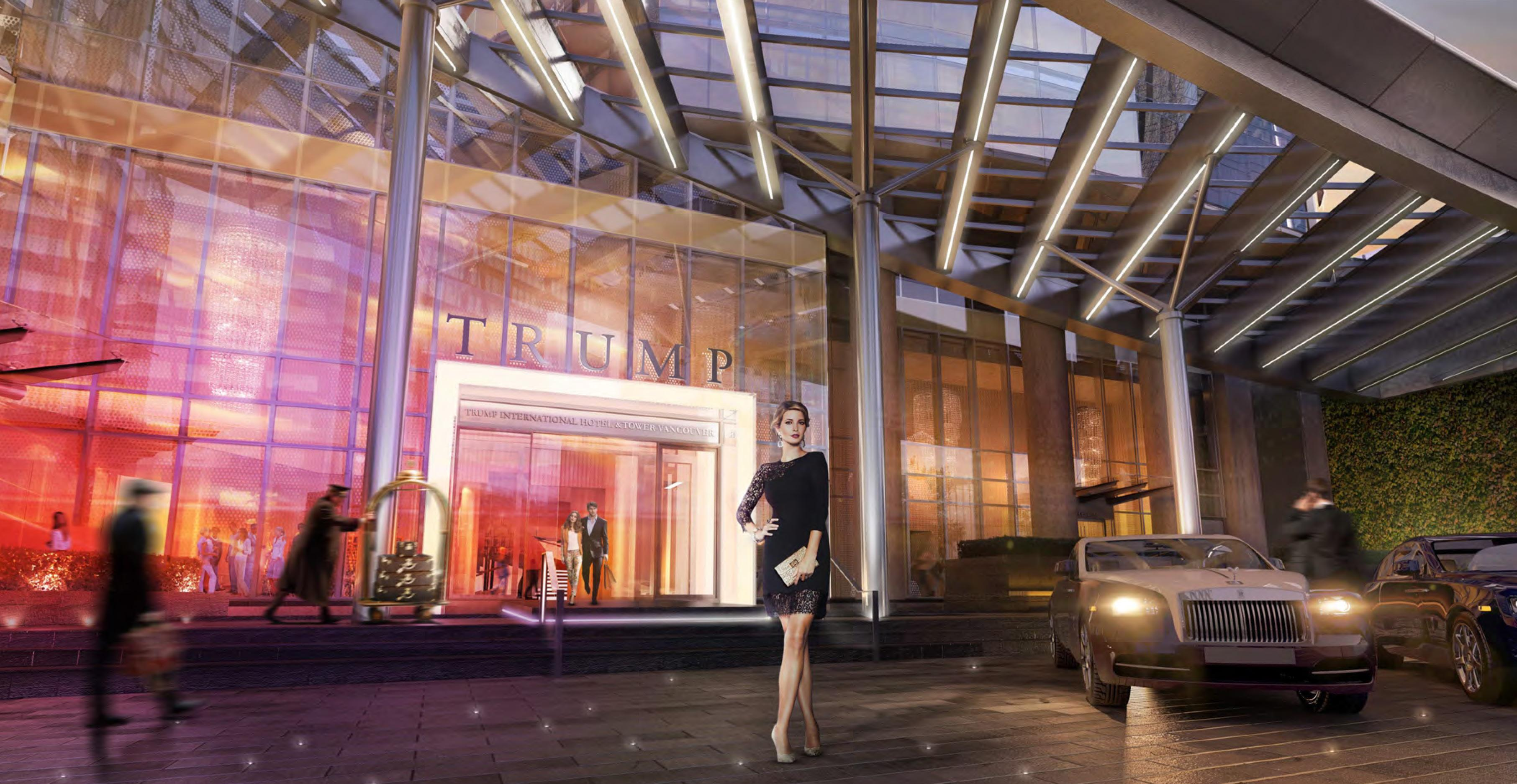Get the VIP experience to Trump Vancouver's Opening Party (CONTEST)