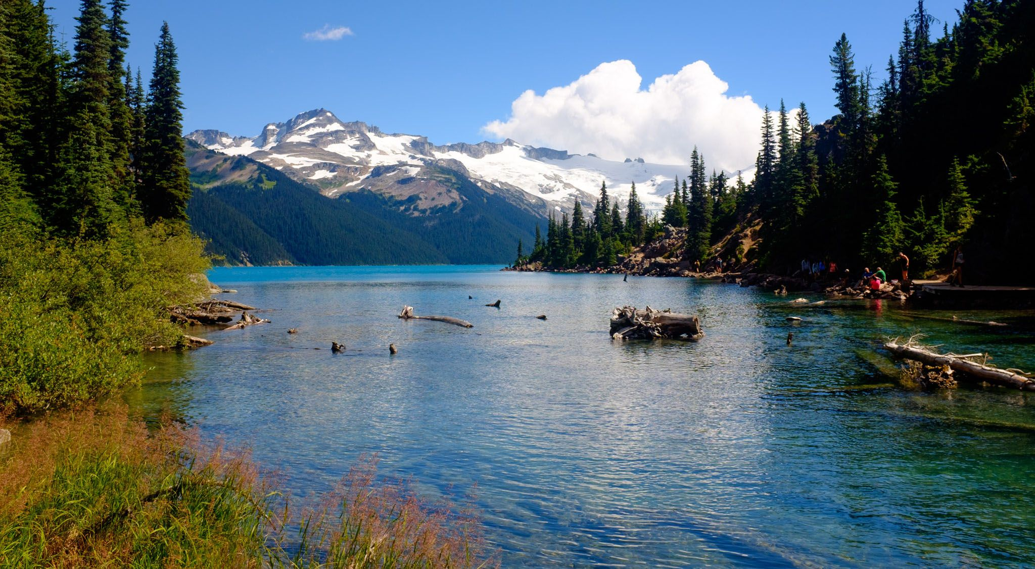 Garibaldi Lake: a tough, uphill hike to sheer, glacial bliss (PHOTOS)