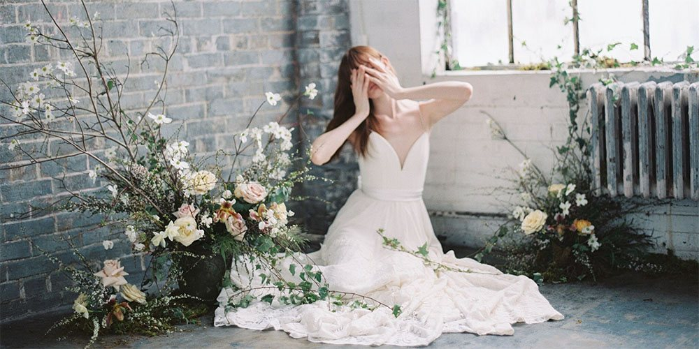 A bridal gown by Vancouver designers Truvelle (Truvelle/Eventbrite)
