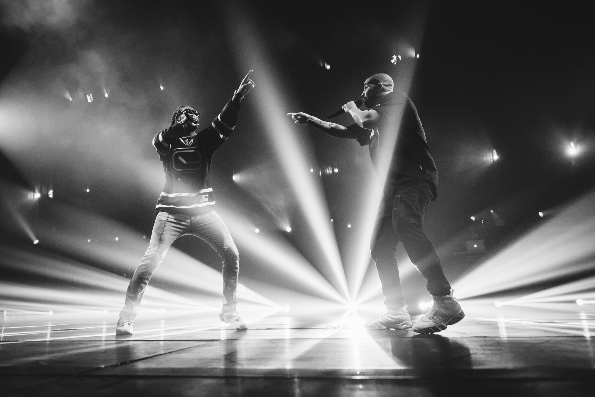 Drake x Future/Brandon Artis Photography
