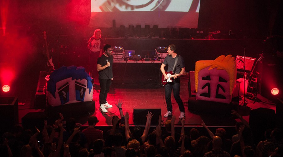 d6bf37aa9c1 Concert Review  Prozzak brings 90s nostalgia back to a sold out ...