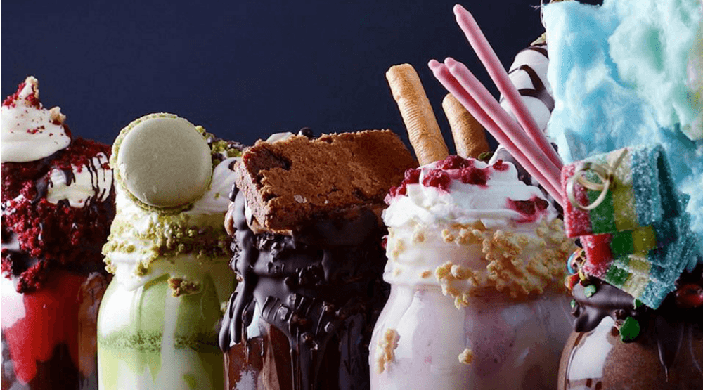 PSA: You can get freakshakes in Montreal