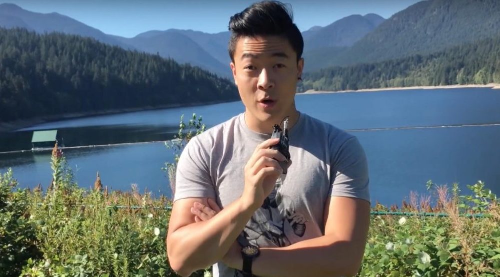 Notorious pickup artist called out for 'predatory behaviour' at UBC campus