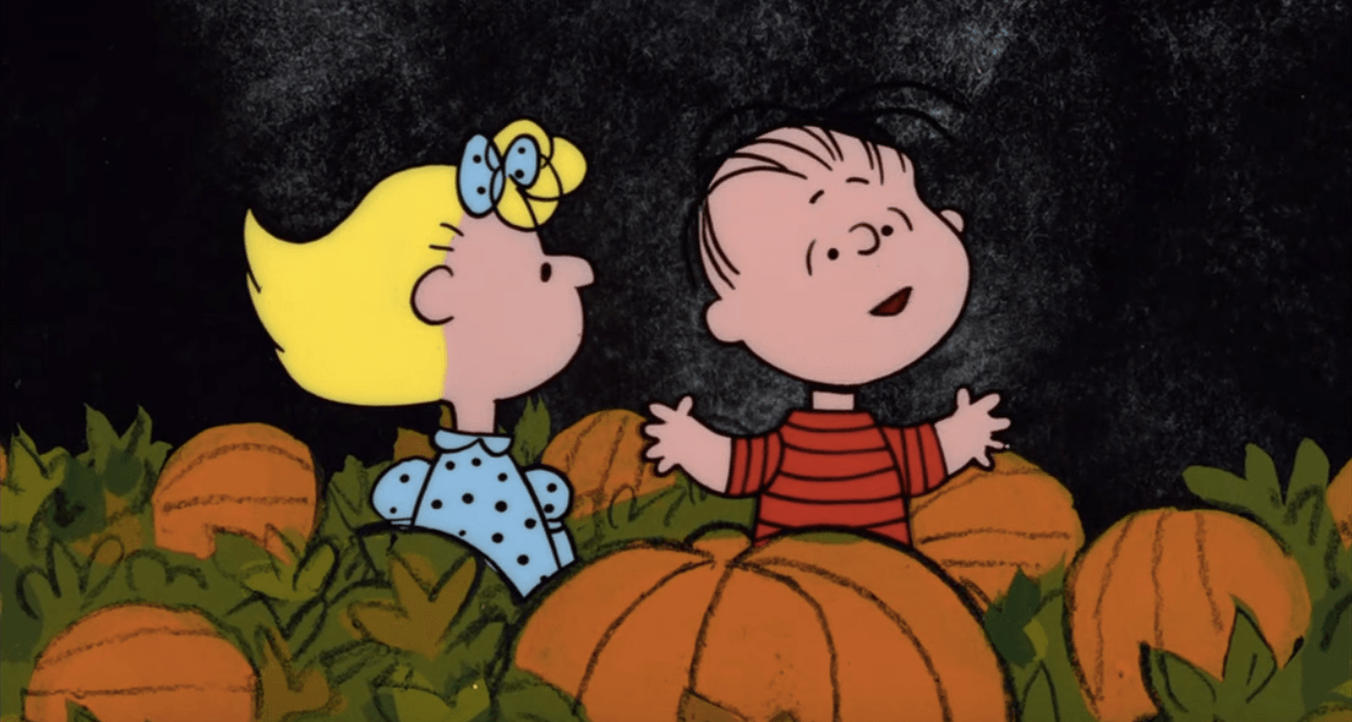 The Great Pumpkin Peanuts classic will be shown on 9 hour loop at Chilliwack Corn Maze