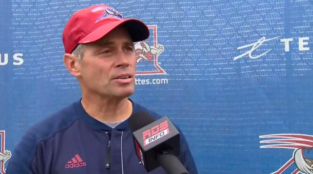 Chapdelaine replaces Popp as Alouettes head coach