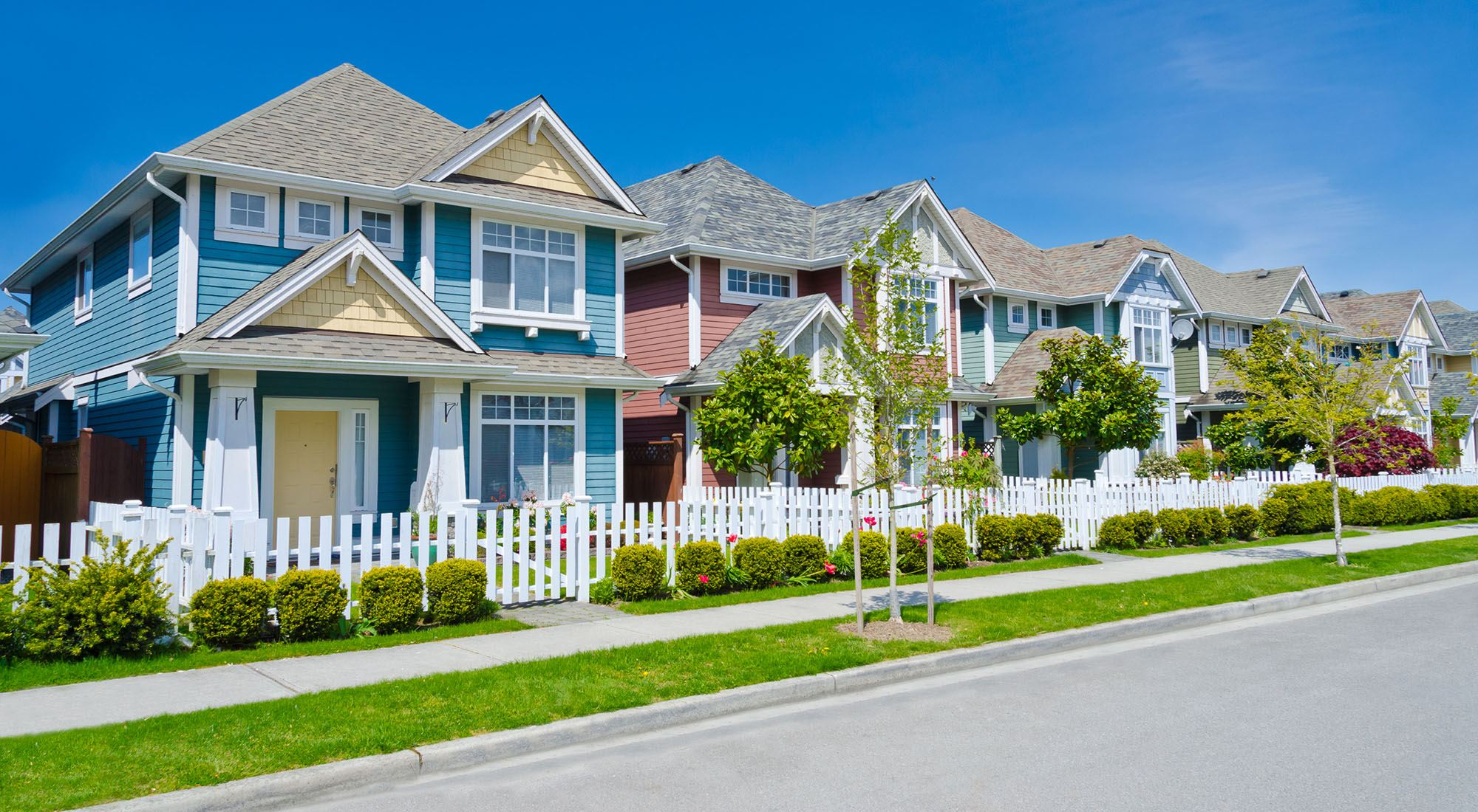 Real Estate In Vancouver Shutterstock