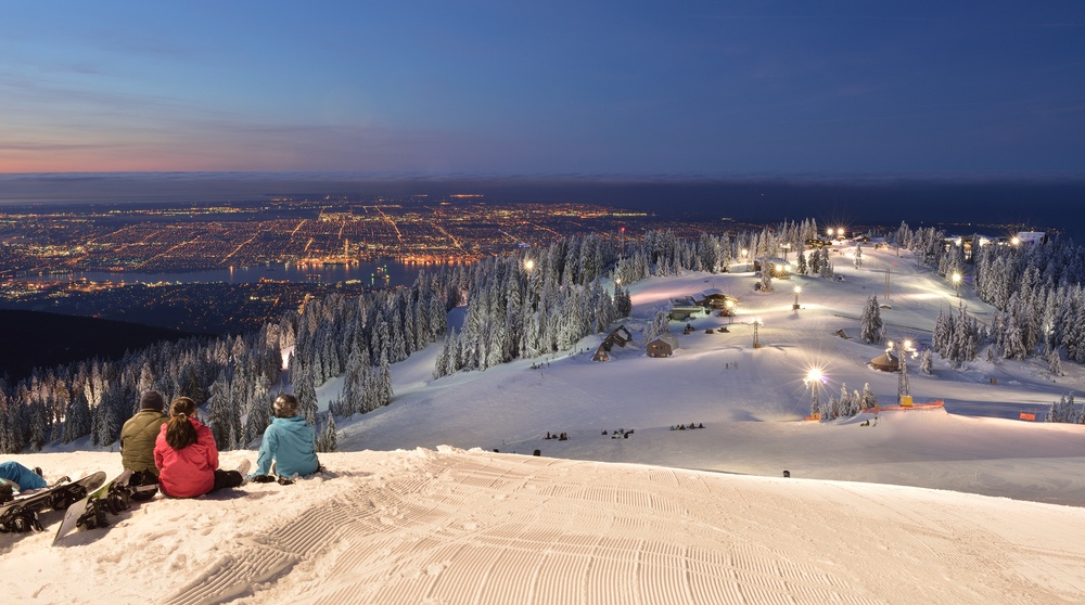 Grouse Mountain Resort up for sale